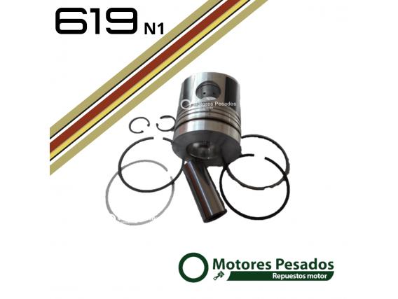 Pistones Para Fiat 619 N1 - Subconjunto Y Camisas