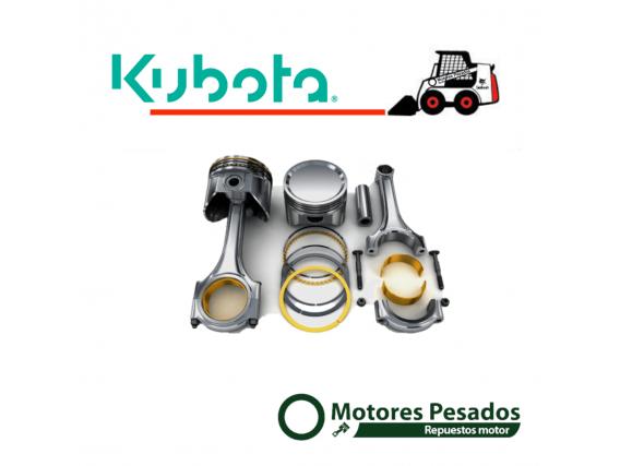 Pistones Para Kubota De Bobcat - Subconjunto