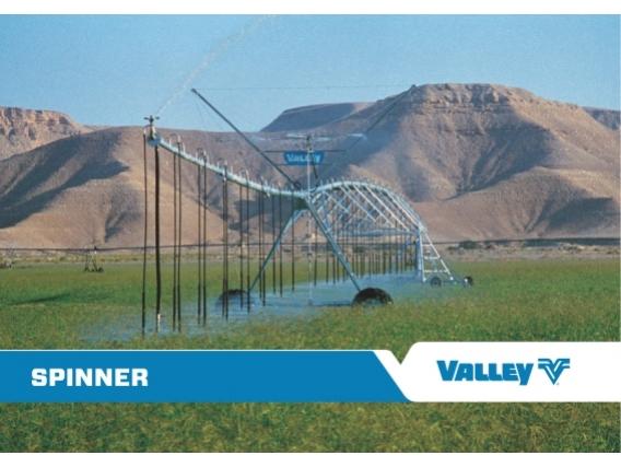 Equipo Spinner de Valley