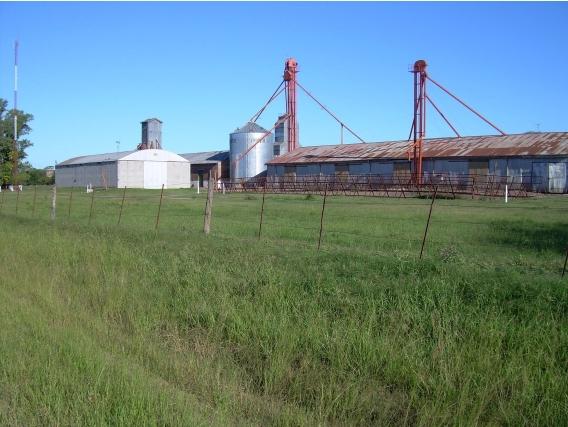Planta De Silos 8 Mil Tn en El Cantor, Santa Fe