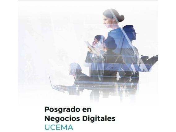 Posgrado en Negocios Digitales