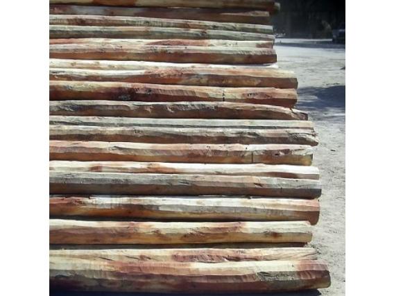 Poste Enteros De 2.20 Mts Quebracho Colorado Polo Made