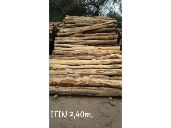 Postes Itín Cazenave 2,40 Mts. Carga Entre 600/650 Postes