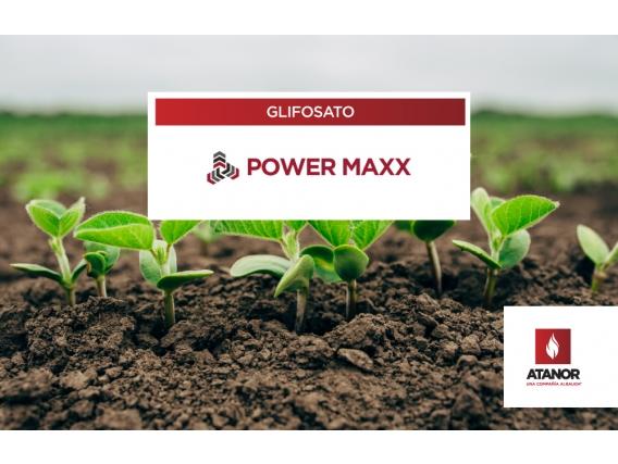 Herbicida Power Maxx - Glifosato