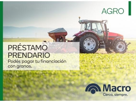 Préstamo Prendario - Iveco Argentina S.A. - CNH Indust. Plazo: 36 Meses