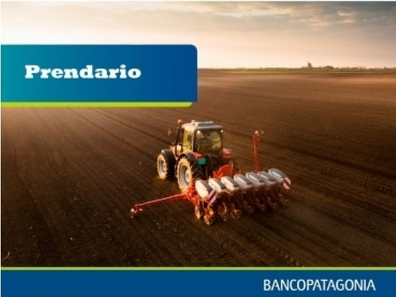 Préstamo Prendario -  Ricardo Venturino S.A. (Concesionario John Deere). En Pesos No MiPyME