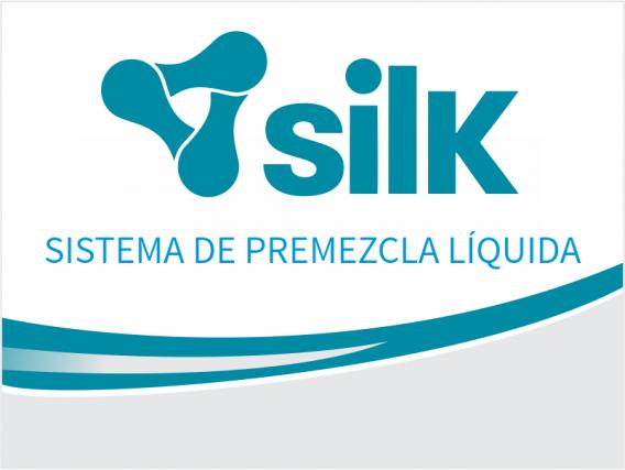 Pre-mezcla Líquida Silk