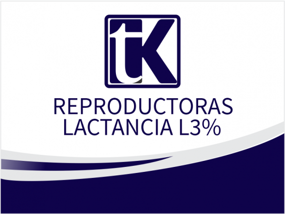 Premezcla TK Lactancia 3%