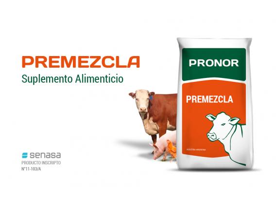 Premezcla Pronor