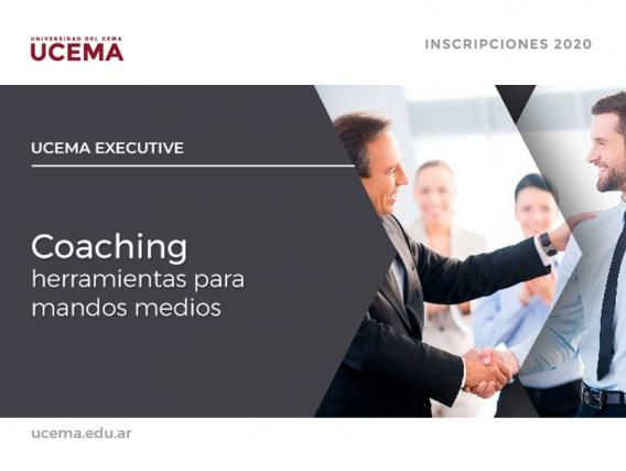 Coaching: Herramientas para Mandos Medios