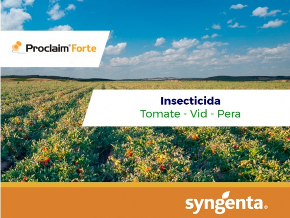 Insecticida Proclaim ® Forte