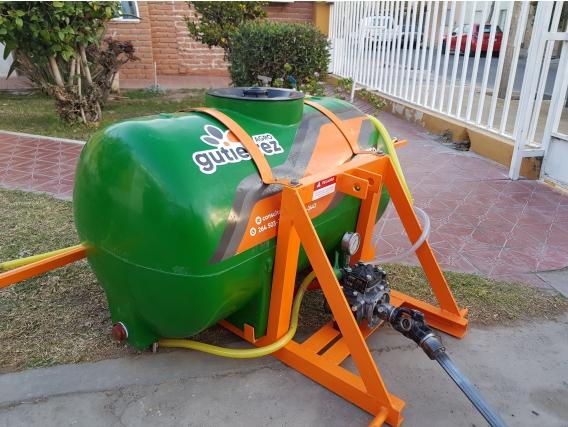Pulveriadora Herbicida Hb-250