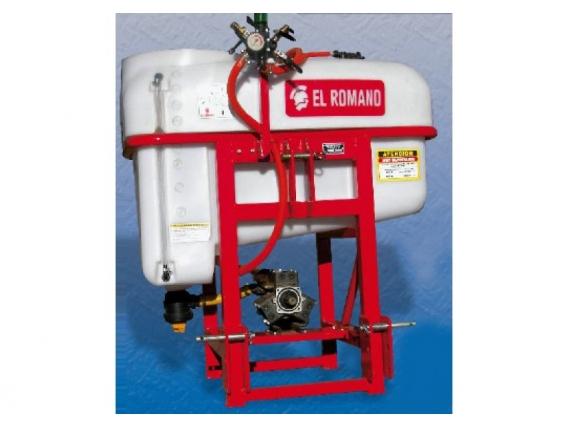 Pulverizador El Romano De Tres Puntos 3P - 400 Pl