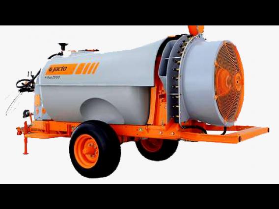 Pulverizador Jacto Arbus 1000