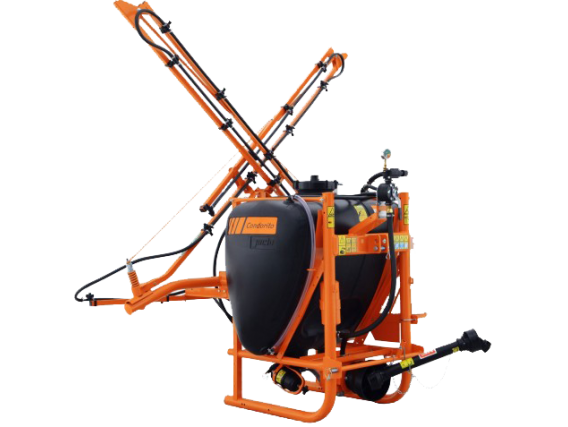 Pulverizador Jacto Coral 2P/100/var