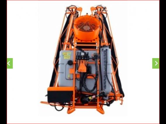 Pulverizador Jacto Falcon Am14/vortex