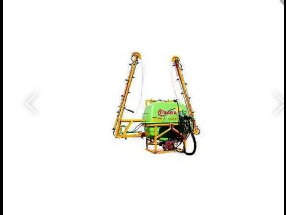 Pulverizador Praba 600 Lts