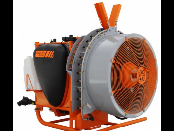 Pulverizador Turbo Acoplado Jacto Arbus 400/725