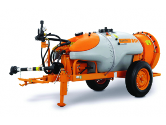 Pulverizador Turbo De Arrastre Jacto Arbus 500