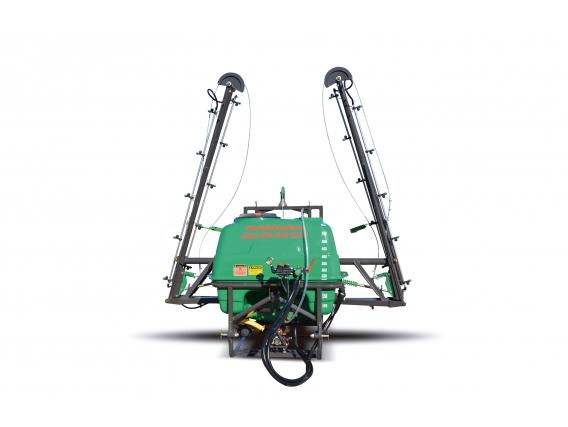 Pulverizadora Praba 600 Lts - 3 Puntos