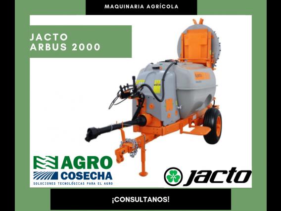 Pulverizadora Arbus 2000