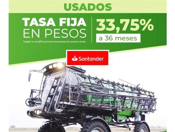 Pulverizadora Con Credito En Pesos A 24,36,48 Meses