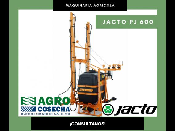Pulverizadora Jacto Condor Pj 600