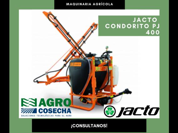Pulverizadora Jacto Condorito 400