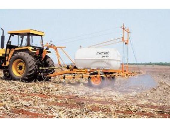 Pulverizadora Jacto Para Tractor Coral B12/75/35