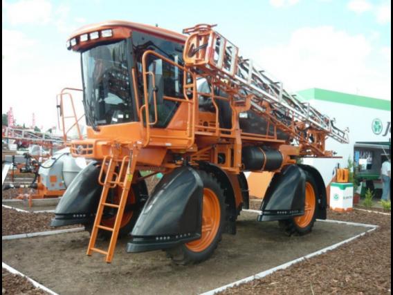 Pulverizadora Jacto Uniport 2500 Plus