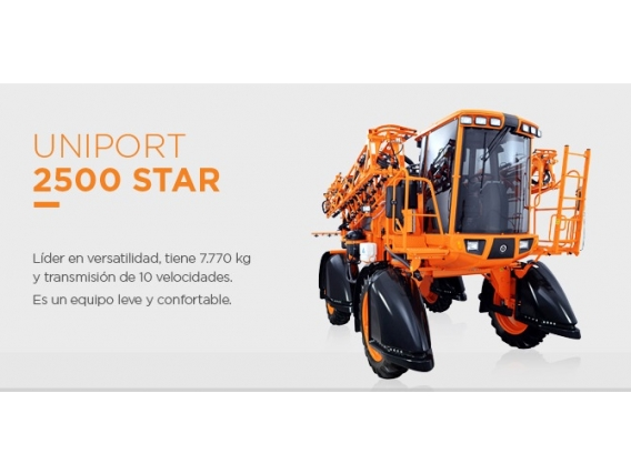 Pulverizadora Jacto Uniport 3000 Star /24