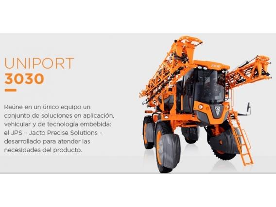 Pulverizadora Jacto Uniport 3030