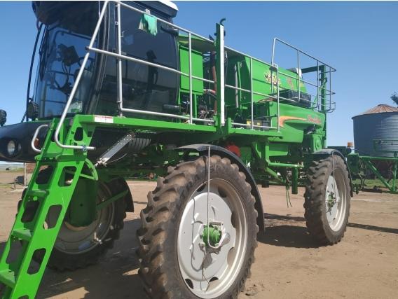 Pulverizadora Metalfor 3200 Se 2011