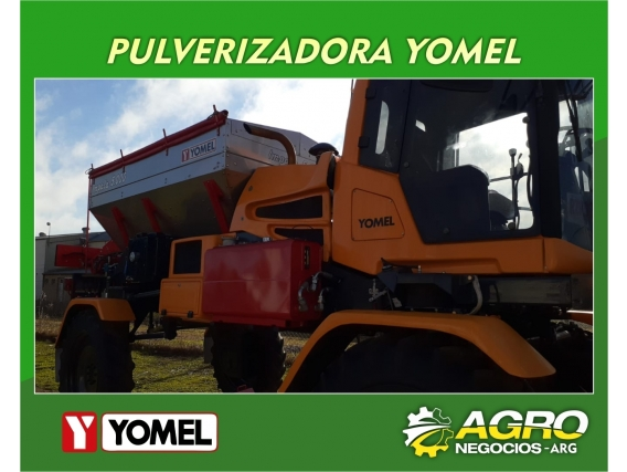 Pulverizadora Yomel 5000