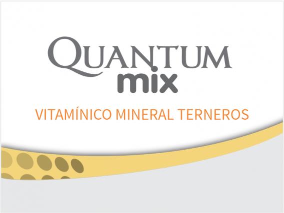 Suplemento Quantum Vitamínico Mineral Terneros