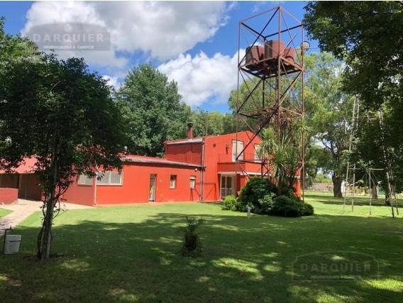 Quinta Con Casco Colonial En Venta-10000 M2- S. Vicente