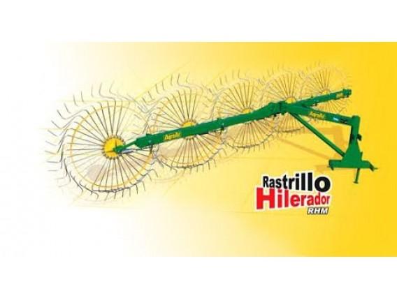Rastrillo Hilerador 3 Puntos, 5 Estrellas Agroar Rhm