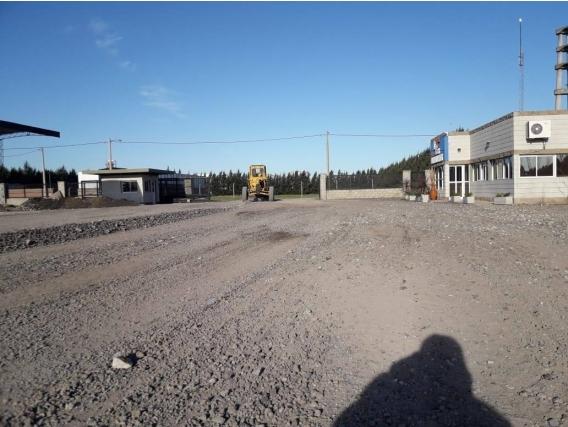 Realización De Playas Para Camiones Petramol