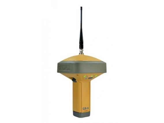 Receptor de GPS Topcon GR-5