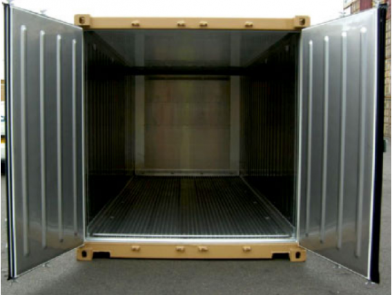 Reefer Container Box House