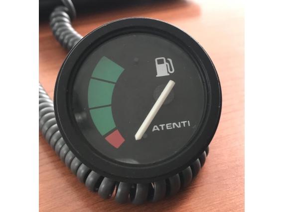 Reloj Marcador Medidor Combustible Atenti Universal