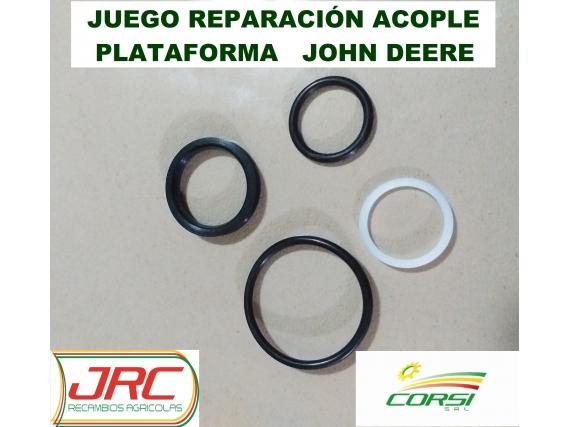 Reparación Acople Plataforma John Deere