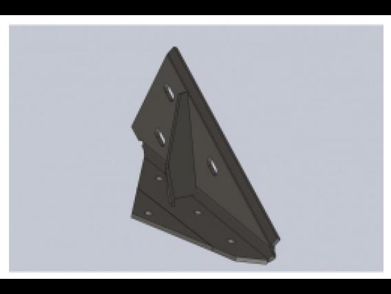 Repuesto P/picadora De Forraje Blade Expulsador Paleta