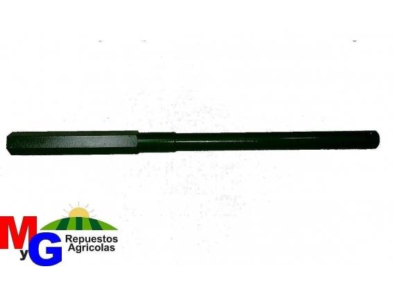 Repuesto P/sembradora Eje Mando Exagonal Tedeschi M99