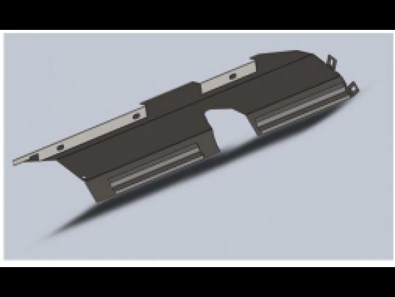 Repuesto Para Cabezal Blade Protección Superior Derecha