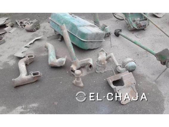 Repuestos Varios De Tractor Jhon Deere 730
