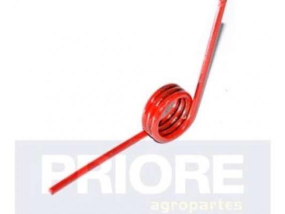 Resorte Rueda Compactador Der. 3 Vueltas Priore 105010
