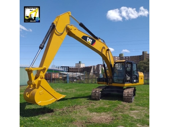 Retro Excavadora Caterpillar 320D2 Gc
