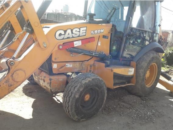 Retro Pala Case 580N Año 2013