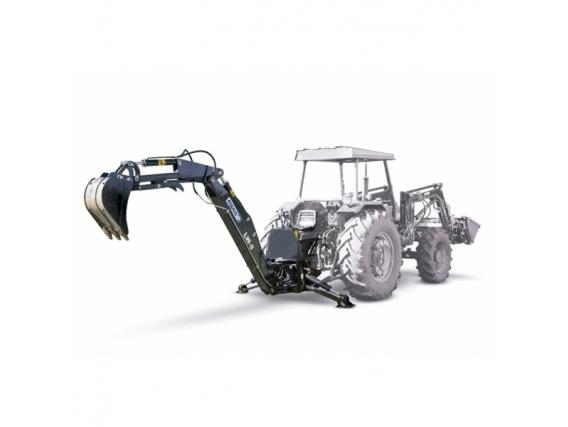 Retroexcavadora Para Tractor De 3 Puntos Equus Lw10